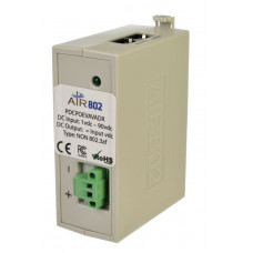 Air802 - Direct DC Insertion to Power-Over-Ethernet (PoE) Adapter